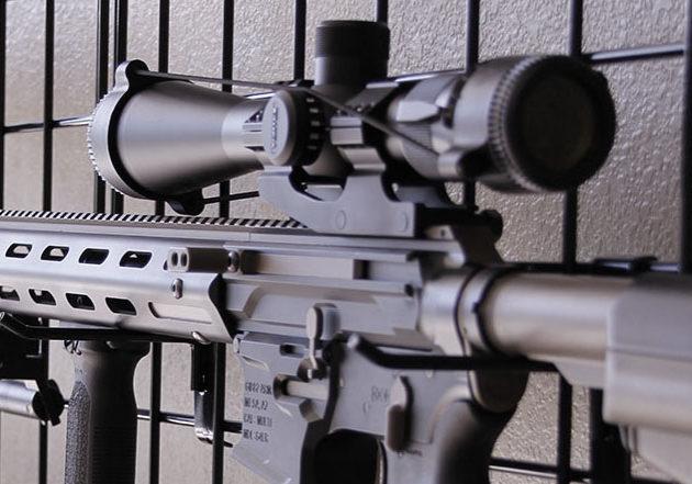 gun with large optics 2